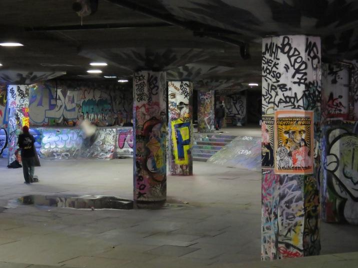 London's Underground Skatepark - London, England, United Kingdom - by Anika Mikkelson - Miss Maps
