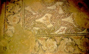 Mosaics - Ohrid Macedonia - by Anika Mikkelson - Miss Maps - www.MissMaps.com