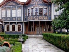 One of the 'new' old homes of Plovdiv, Bulgaria - by Anika Mikkelson - Miss Maps