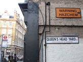 Queen's Head Yard - London, England, United Kingdom - by Anika Mikkelson - Miss Maps