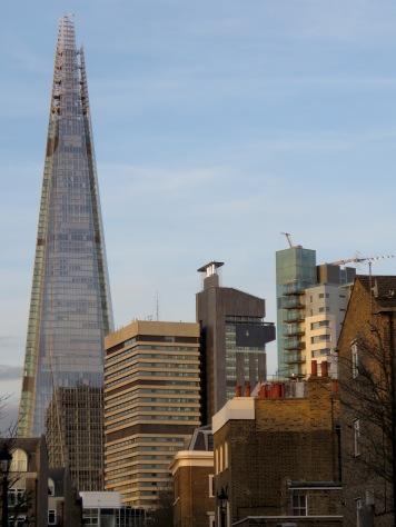 The Shard - London, England, United Kingdom - by Anika Mikkelson - Miss Maps