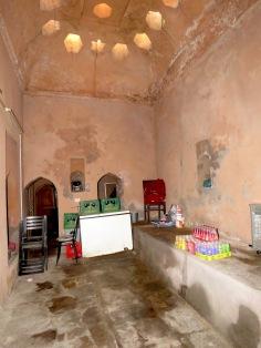 Turkish Baths : Storage Room - Elbasan Albania - by Anika Mikkelson - Miss Maps - www.MissMaps.com