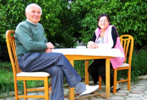 Vila Lilli Amazing Hosts - Berat Albania - by Anika Mikkelson - Miss Maps - www.MissMaps.com