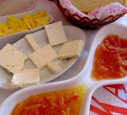 Vila Lilli Breakfast - Berat Albania - by Anika Mikkelson - Miss Maps - www.MissMaps.com