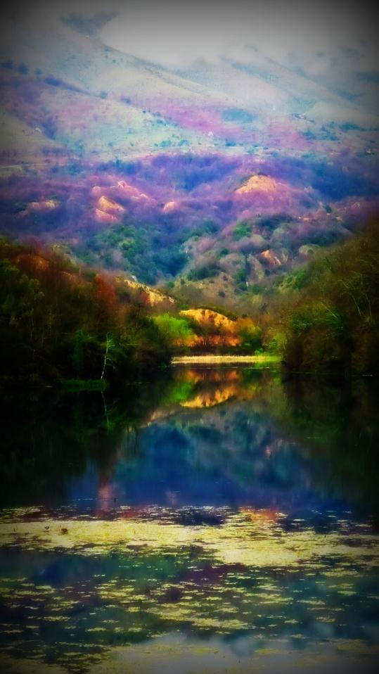 Viroit Park in Gjirokaster Albania - by Anika Mikkelson - Miss Maps - www.MissMaps.com