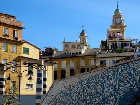 A Genoan morning - Genoa Italy - by Anika Mikkelson - MissMaps.com