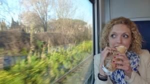 All roads lead to Rome - Anika Mikkelson - Miss Maps - www.MissMaps.com