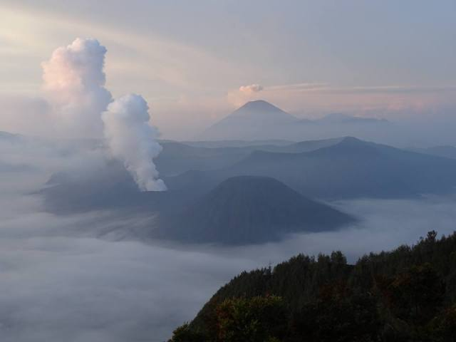 Bromo by Rachel of the Imagination Trail - Miss Maps Featured Female Traveler