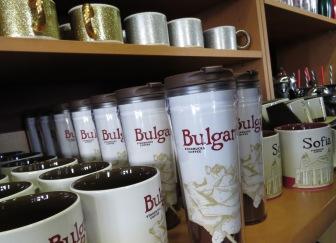 Bulgaria and Sofia Starbucks Mugs