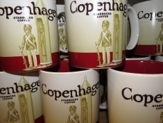 Copenhagen Starbucks Mug
