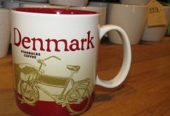 Denmark Starbucks Mug