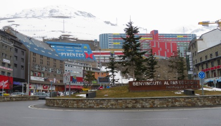 Duty Free Shops - Andorra - by Anika Mikkelson - Miss Maps - www.MissMaps.com