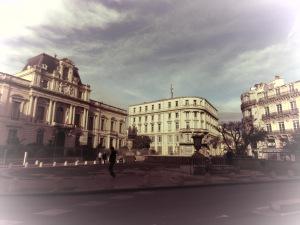 A Walk in Montpellier France - by Anika Mikkelson - Miss Maps - www.MissMaps.com