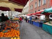 Fresh Fruit Market - Toulouse France - by Anika Mikkelson - Miss Maps - www.MissMaps.com