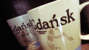 Gdansk Starbucks Mug