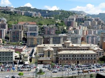 Genoa's New City - Genoa, Italy - by Anika Mikkelson - Miss Maps - www.MissMaps.com