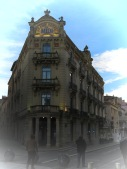 Grand Hotel du Midi of Montpellier France - by Anika Mikkelson - Miss Maps - www.MissMaps.com