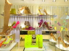 Magnificent shoes for sale everywhere - Monaco - by Anika Mikkelson - MissMaps.com