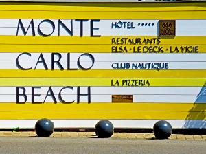 Monte Carlo Beach - Monaco - by Anika Mikkelson - MissMaps.com