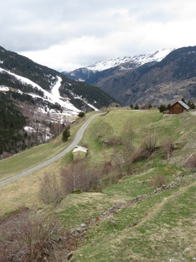 Mountainous Perfection - Andorra - by Anika Mikkelson - Miss Maps - www.MissMaps.com