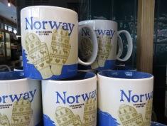 Norway Starbucks Mug