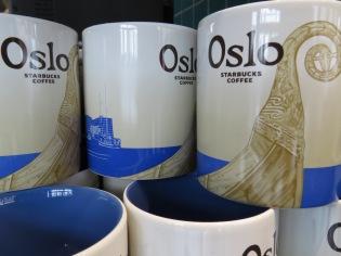 Oslo Starbucks Mug