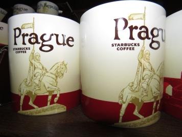 Prague Starbucks Mug