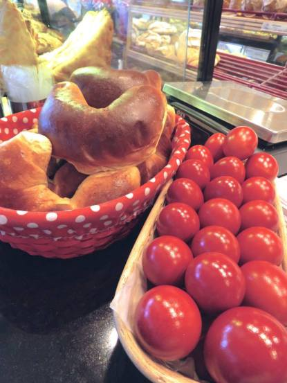 Red Eggs are Everywhere in Greece at Eastertime - by Anika Mikkelson - Miss Maps