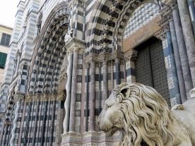 San Lorenzo Cathedral - Genoa Italy - by Anika Mikkelson - MissMaps.com