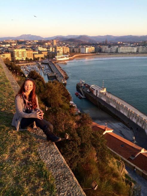San Sebastian by Savannah Benefield - MissMaps.com Featured Female Traveler