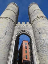 The Gates of Genoa Italy - by Anika Mikkelson - MissMaps.com