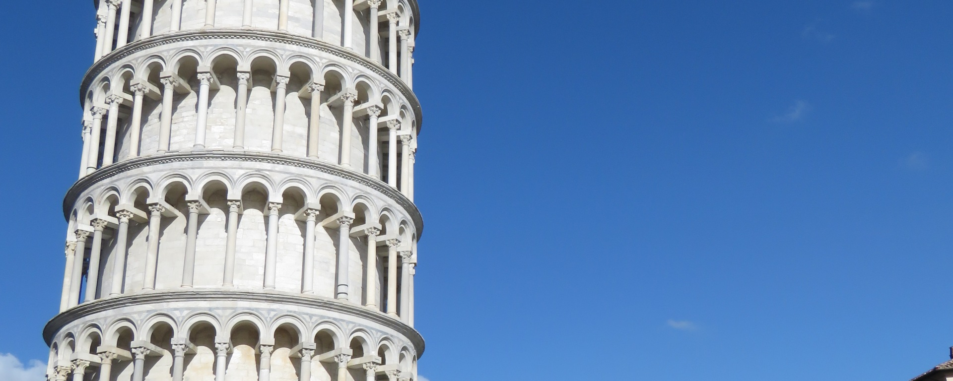There it is - Leaning Tower of Pisa, Italy - by Anika Mikkelson - Miss Maps - www.MissMaps.com