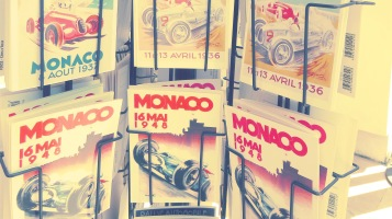 Twas there on the 13th of April - fancy that! - Monaco - by Anika Mikkelson - MissMaps.com