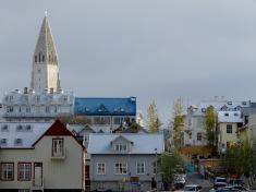 930pm - Reykjavik Iceland - by Anika Mikkelson - Miss Maps - www.MissMaps.com