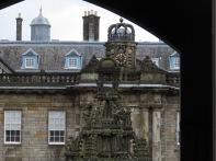 A Glimpse into Holyrood Palace - Edinburgh Scotland - by Anika Mikkelson - Miss Maps - www.MissMaps.com