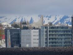 A Volcanic Church - Reykjavik Iceland - by Anika Mikkelson - Miss Maps - www.MissMaps.com
