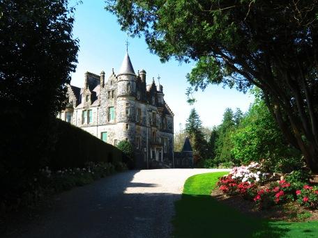 Blarney Mansion and Gardens - Ireland - by Anika Mikkelson - Miss Maps - www.MissMaps.com
