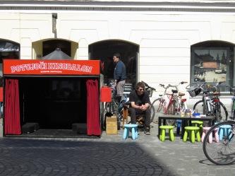 Children's Theater Ljubljana Slovenia - by Anika Mikkelson - Miss Maps - www.MissMaps.com