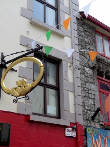 Claddagh Ring of Galway Ireland - by Anika Mikkelson - Miss Maps - www.MissMaps.com