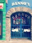 Danno's Trains - Dingle Ireland - by Anika Mikkelson - Miss Maps - www.MissMaps.com
