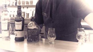 Dewar's Distillery - Scotland - by Anika Mikkelson - Miss Maps - www.MissMaps.com