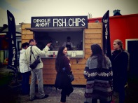 Dingle Ahoy Fish and Chips - Dingle Ireland - by Anika Mikkelson - Miss Maps - www.MissMaps.com