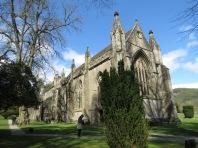 Dunkeld Cathedral Scotland - by Anika Mikkelson - Miss Maps - www.MissMaps.com