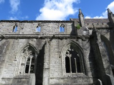 Dunkeld Cathedral's Runis - Dunkeld Scotland - by Anika Mikkelson - Miss Maps - www.MissMaps.com