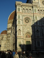 Duomo Church Florence Italy - by Anika Mikkelson - Miss Maps - www.MissMaps.com