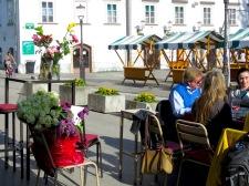 Flowered bunches - Ljubljana Slovania - by Anika Mikkelson - Miss Maps - www.MissMaps.com