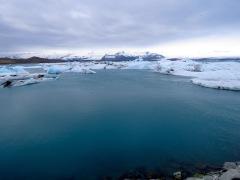 Glacier Pools - Iceland - by Anika Mikkelson - Miss Maps - www.MissMaps.com