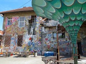 Graffiti Park of Ljubljana Slovenia - by Anika Mikkelson - Miss Maps - www.MissMaps.com