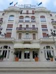 Grand Hotel Rimini - Rimini Italy - by Anika Mikkelson - Miss Maps - www.MissMaps.com
