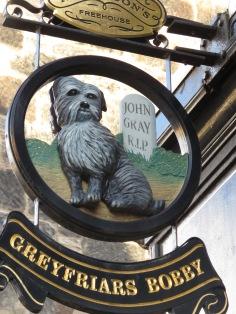 Greyfriars Bobby - Edinburgh Scotland - by Anika Mikkelson - Miss Maps - www.MissMaps.com